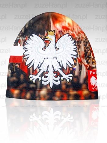 Czapka z nadrukiem - Wielka Polska