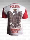 Koszulka Polska - Fanatycy Żużla