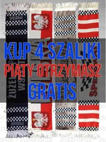 4 SZALIKI + 1 GRATIS