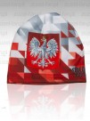 Czapka z nadrukiem - Żużel Polska