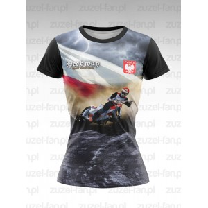 Koszulka Damska Speedway Sport Narodowy