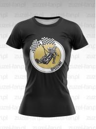 Koszulka Damska Speedway Gold