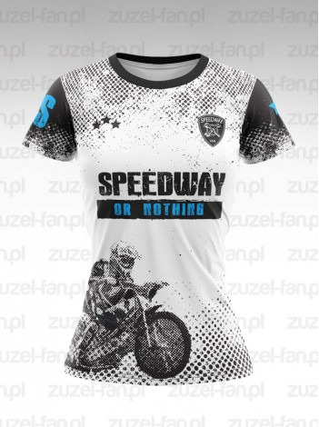 Koszulka Damska Speedway Or Nothing