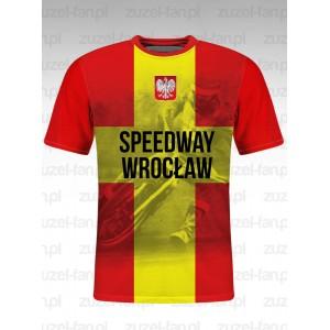 Koszulka Żużel Wrocław K2