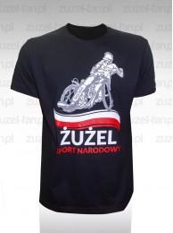T shirt Żużel Sport Narodowy ROZMIAR S