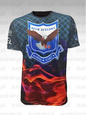 Koszulka Orzeł Płomienie