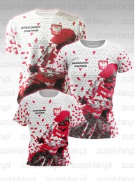 Zestaw 3 koszulek Speedway Poland