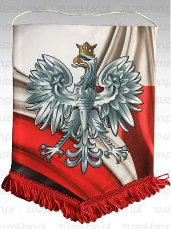 Proporczyk Polska Hymn