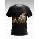 Koszulka żużlowa Golden Rider