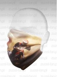 Maska żużlowa Polska